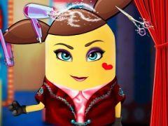 Minion Girl Hairstyle