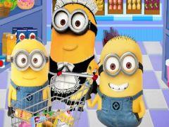 Minions Shopping
