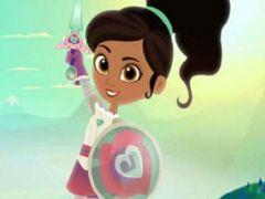 Nella the Princess Knight Hidden Letters