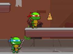 Ninja Turtles Pizza War