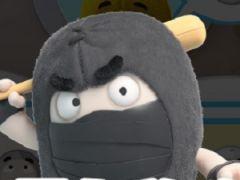 Oddbods Ninjago Knockout