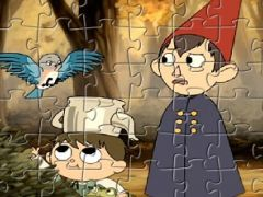 Over the Garden Wall Puzzle