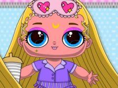 Popsy Princess Spot the Differences