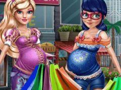 Pregnancy Shopping Day
