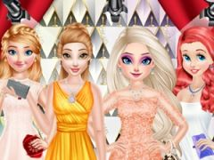 Princess Oscars Carpet Fashion