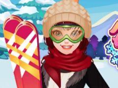 Princess Ski Time
