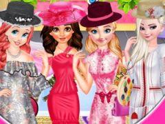 Princess Spring Style Design