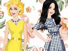 Princesses Flower Show