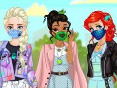 Princesses Masked
