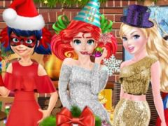 Princesses New Years House Party