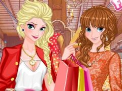Princesses Spring Shopping Sale