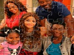 Puzzle KC Undercover Family