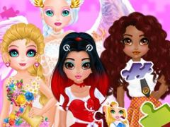 Puzzle Princesses and Angels New Look