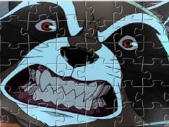 Rocket Raccoon Puzzle