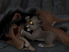 Scar and Cub Puzzle