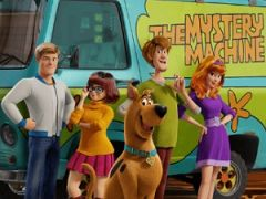 Scooby Memory Game