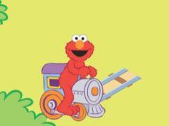 Sesame Street Train Track Engineers