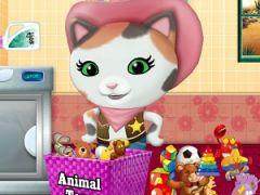 Sheriff Callie Washing Toys