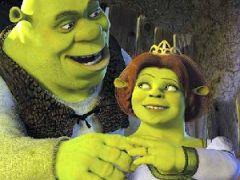 Shrek 2 Sort My Tiles