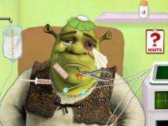 Shrek Ambulance
