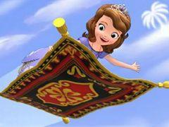 Sofia Flying Carpet Adventure