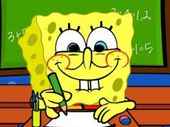 Spongebob Exam Funny Learn