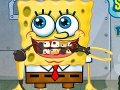 Spongebob Squarepants Tooth Problems