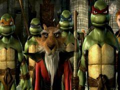 Teenage Mutant Ninja Turtles Puzzle Madness