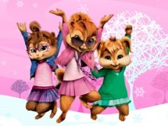 The Chipettes Mix Up