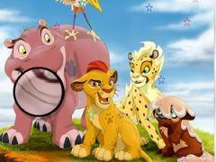 The Lion Guard Hidden Stars