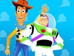 Toy Story Dress Up