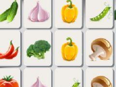 Vegetable Mahjong Connection