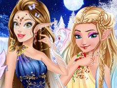Winter Fairies