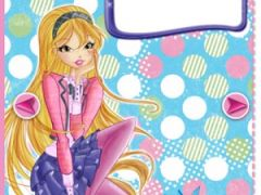 Winx Magic E Card