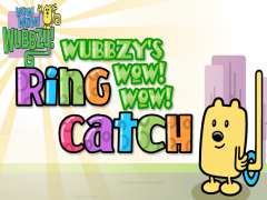 Wow Wow Wubbzy Ring Catch