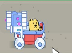 Wubbzy Silly Speeder