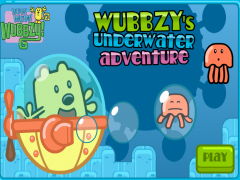 Wubbzy Underwater Adventure